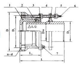 单法兰传力接头结构图.jpg